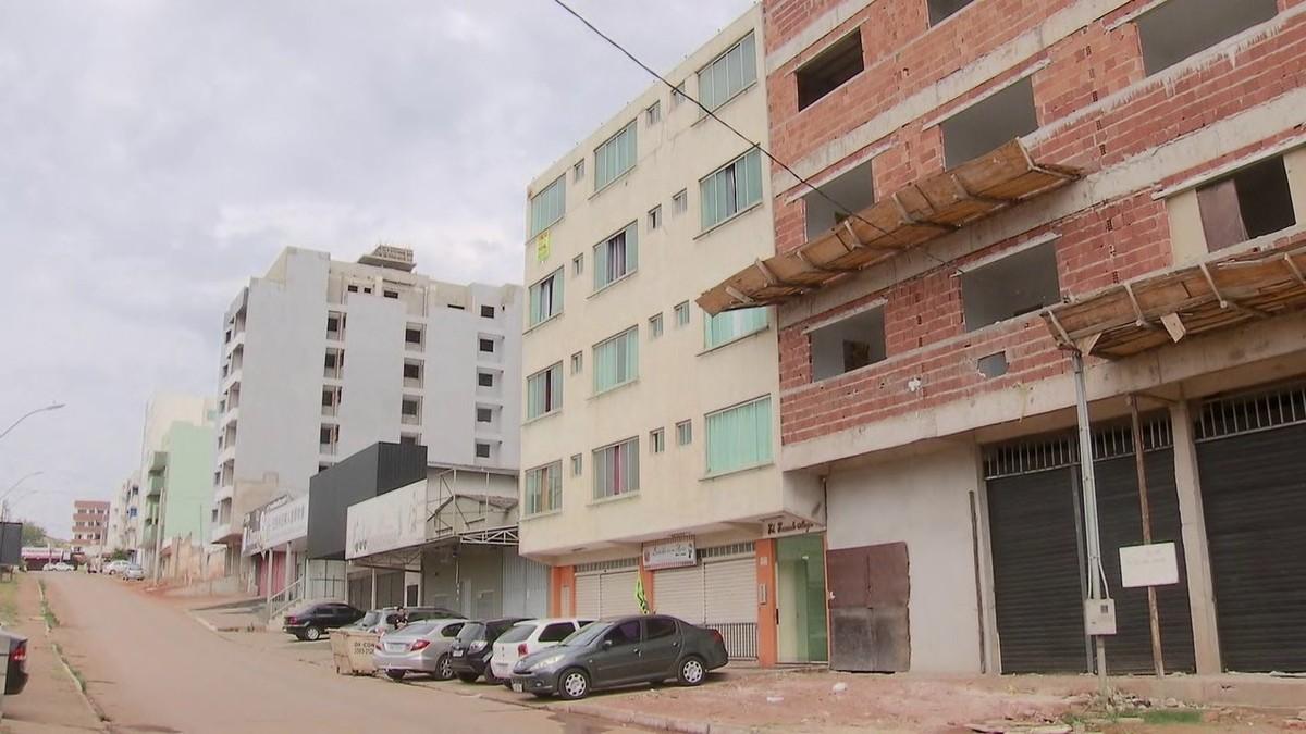 MP-DF pede desocupação e demolição de prédios de Vicente Pires em situação de risco