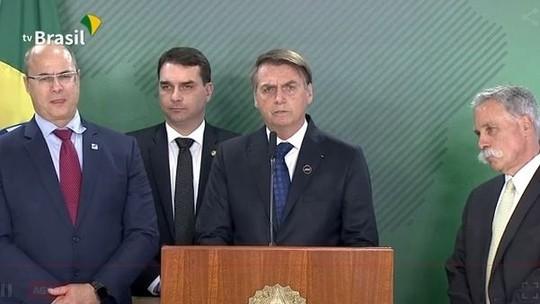 ASSISTA: Bolsonaro fala sobre mudanças na Fórmula 1