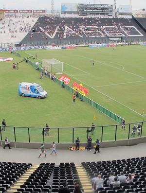 Queda livre: média de público da Taça Rio é quase a metade da Taça GB