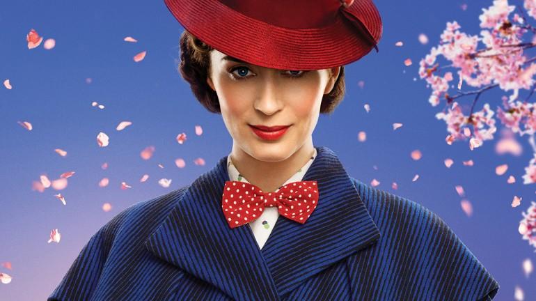 Emily Bunt em O Retorno de Mary Poppins (Foto: Divulgação)