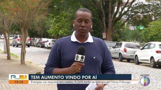 Conta de luz vai ficar 9,2% mais cara em cidades da Serra do RJ
