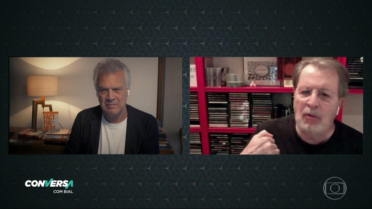 Daniel Filho fala sobre como foi gravar Nelson Rodrigues