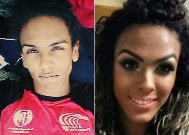 Miss Jaboticabal Gay, Maya Thompson Montinegro, de 19 anos  (Foto: Divulgação)