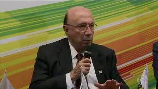 MDB anuncia Meirelles como pré-candidato à Presidência