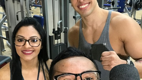 Universo fitness é destaque no #Zapp deste sábado (26)
