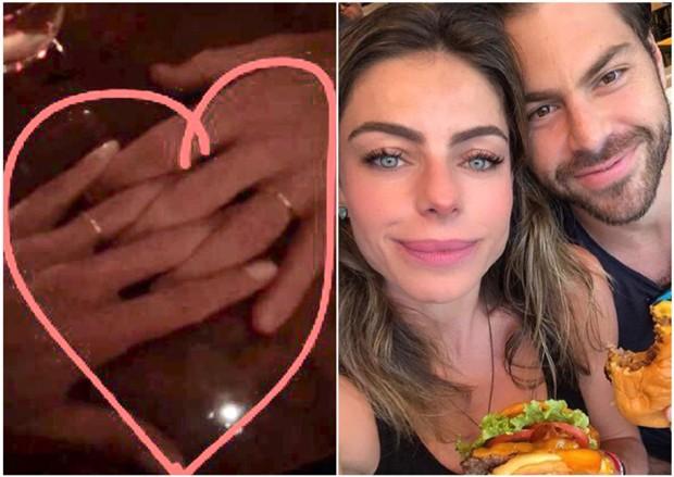 Daniella Cicarelli e o marido, Guilherme Menge (Foto: Reprodução/Instagram)