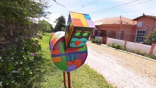 Moradores de distritos de Ouro Preto deixam casas e ruas ainda mais bonitas