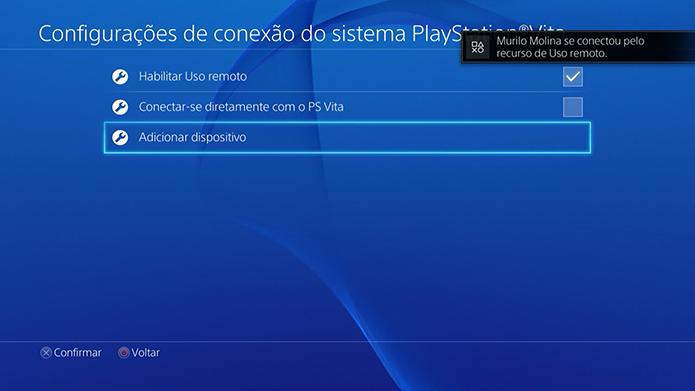 Jogue pelo PS Vita (Foto: Reprodução/Murilo Molina)
