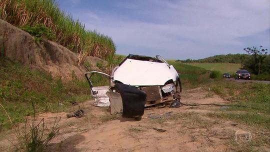 Morre quinta vítima de acidente entre dois carros no Litoral Sul de Pernambuco