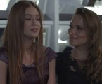 Eliza (Marina Ruy Barbosa) e Lili (Vivianne Pasmanter) | TV Globo