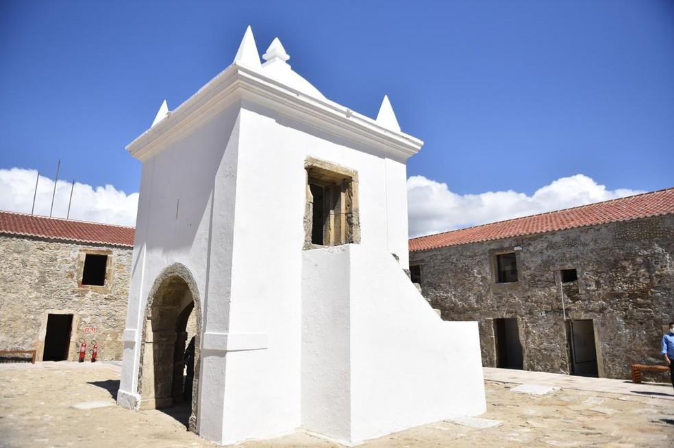 Fortaleza dos Reis Magos vai poder voltar a receber visitantes — Foto: Elisa Elsie