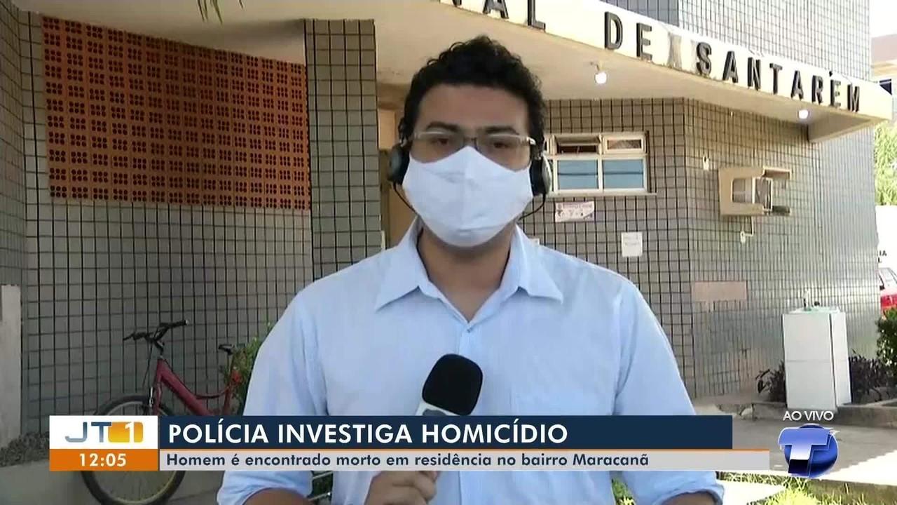 Idoso é encontrado morto no bairro Maracanã com sinais de espancamento