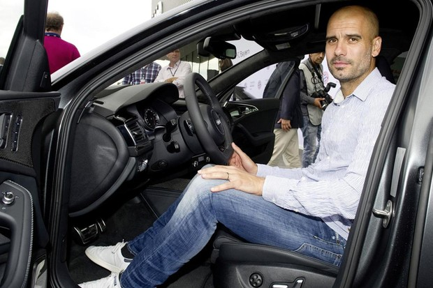 Technician and ... barber! Guardiola has crashed 4 cars in England and caused ...
