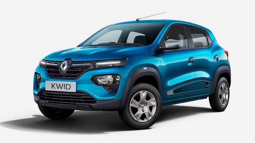 Renault Kwid 2020 - Photo: Press Release / Renault