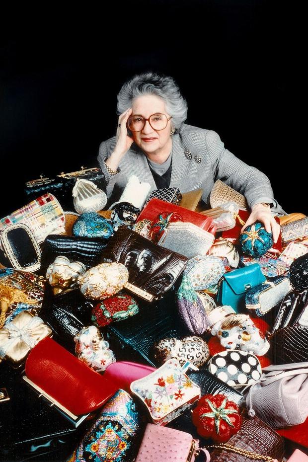 Judith Leiber morre aos 97 anos (Foto: Reprodução/Vogue.com)