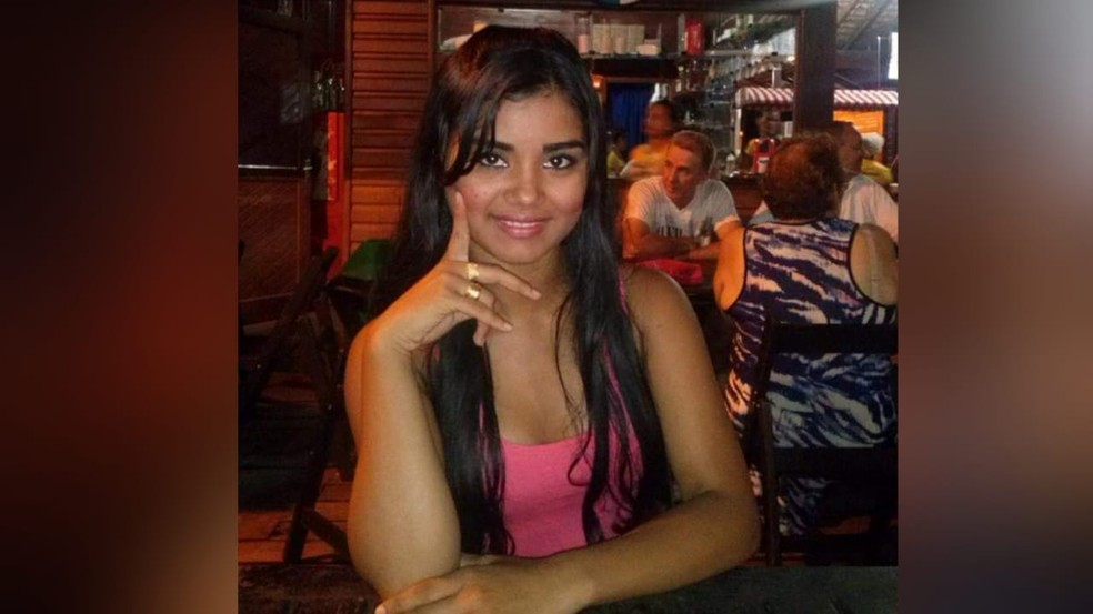 Reany Freitas Rodrigues foi mota com três tiros na casa onde morava — Foto: Polícia Civil/Divulgação