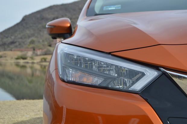 Nissan Versa (Photo: André Schaun / Autoesporte)