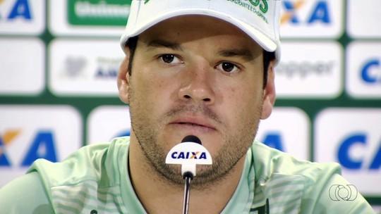 Pontaria certeira do Goiás contra o Boa Esporte rende elogios de Tiago Luís