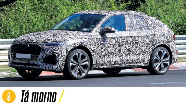 Termômetro - Área Restrita - Audi Q5 Sportback (Foto: Automedia)