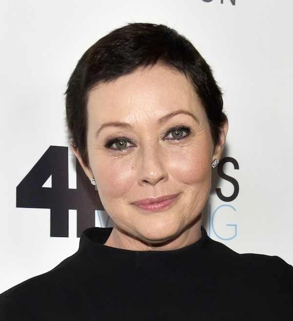 A atriz Shannen Doherty (Foto: Getty Images)