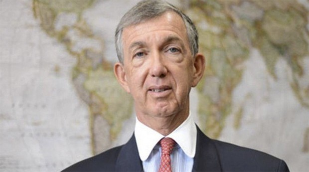 Sérgio Danese, embaixador do Brasil na Argentina (Foto: Divulgação )