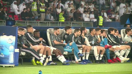 """""""Excesso de cautela"""", afirma Lédio sobre ausência de Vinícius Júnior em partida do Real Madrid pelo Mundial de Clubes"""
