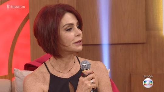 Françoise Forton lamenta não conhecer a família do pai: 'Faz falta'