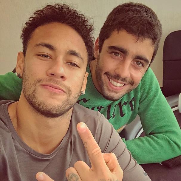 Pedro Scooby manda recado para Neymar (Foto: Instagram/Reprodução)