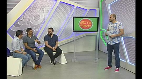 GE na Rede analisa empate do Papão, Ney da Matta no Leão e entrevista Nildo Pereira