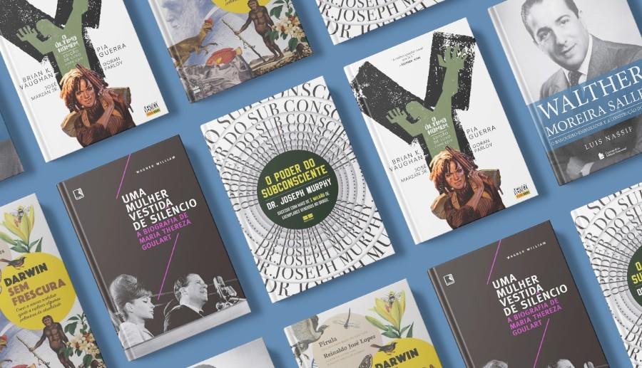 Lista GQ: 5 livros para ler no feriado de Páscoa (Foto: Divulgação   Arte: Victor Amirabile)