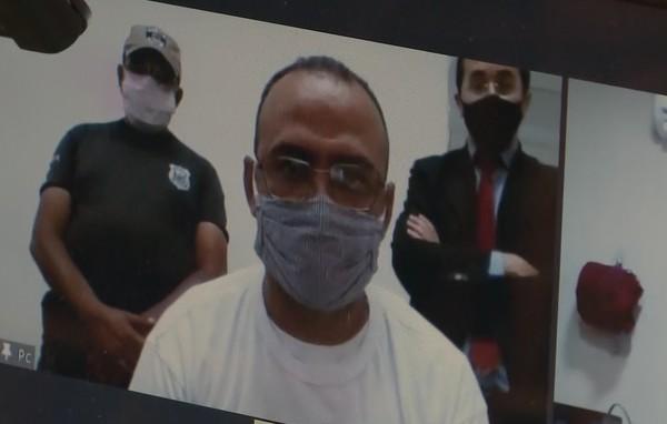 Vereador suspeito de assalto toma posse por videoconferência em presídio,  na Paraíba   Paraíba   G1