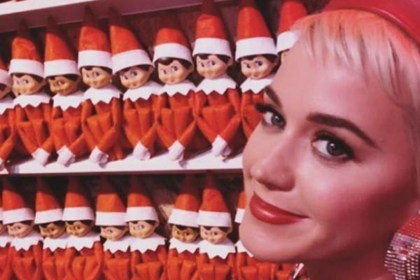 Katy Perry (Foto: Reprodução Instagram)