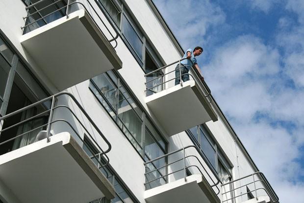 Saiba como se hospedar no prédio da Bauhaus (Foto: Yvonne Tenschert)