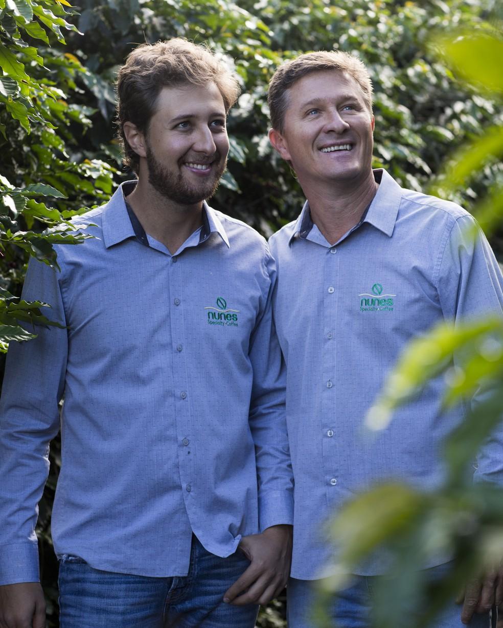 Fazenda Bom Jardim  é familiar e produziu o café mais caro do mundo, diz BSCA (Foto: Gabriel Nunes/Arquivo Pessoal)