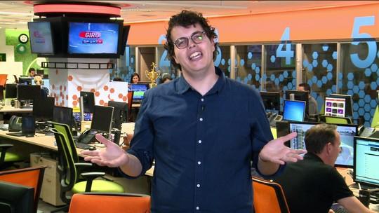 Guilherme Costa traz as novidades da semana olímpica no Giro SporTV