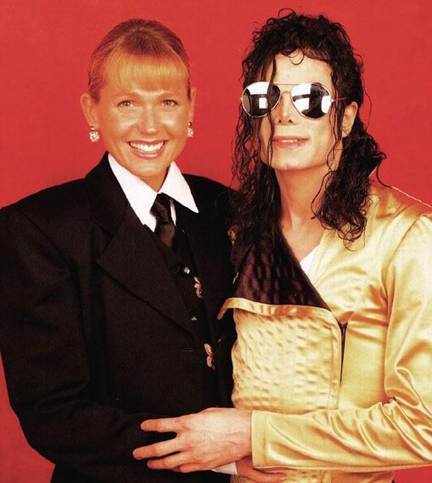 Xuxa e Michael Jackson: a mulher perfeita para gerar os filhos dele (Foto: Reprodução / Instagram)