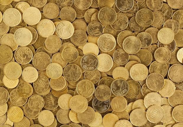 euro - dinheiro - riqueza - investimento - moeda - rico (Foto: Pexels)