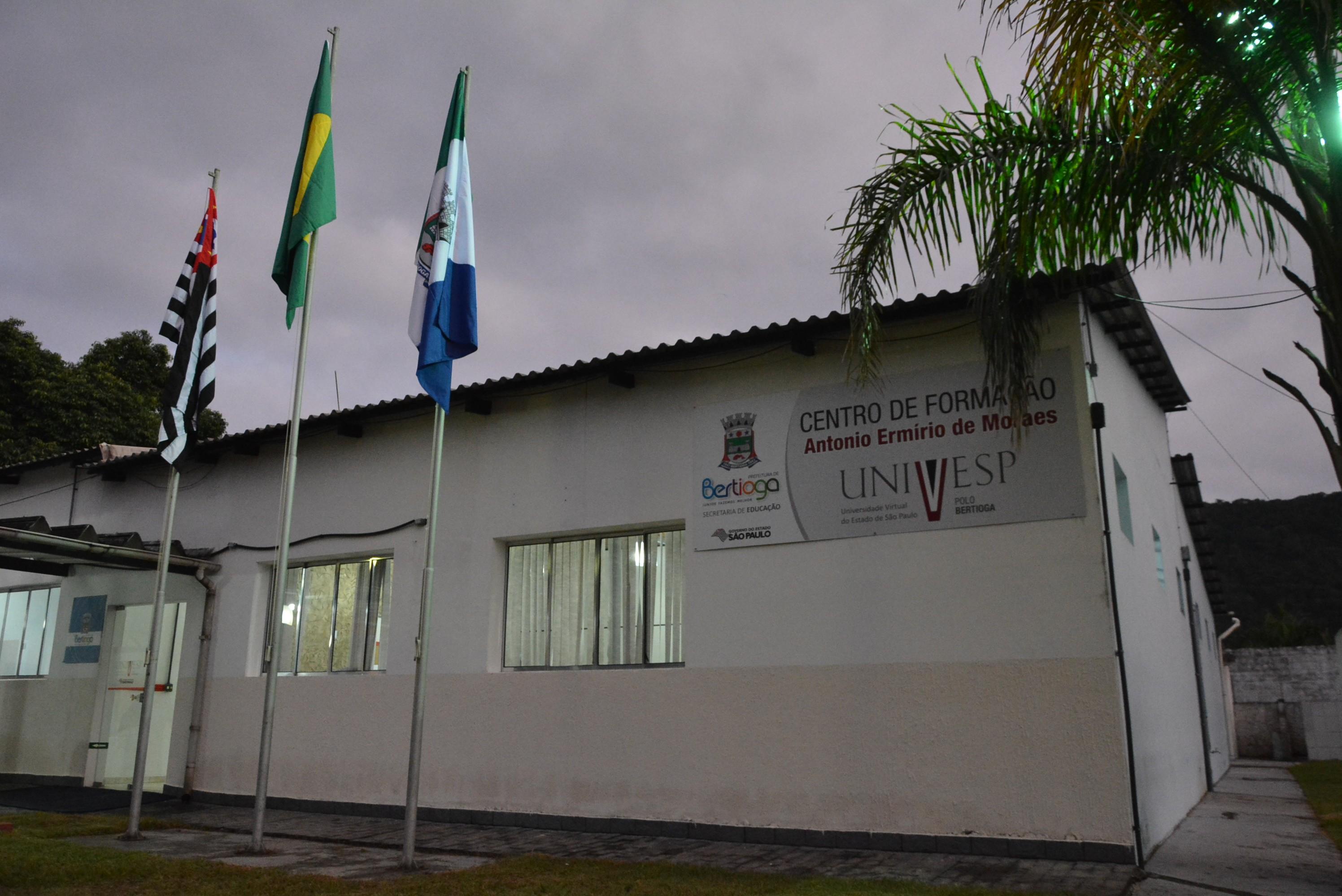 Polo de universidade pública em Bertioga oferece 32 vagas para cursos de graduação