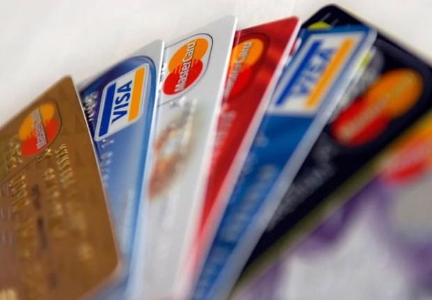 Cartão de crédito ; cartões de crédito ; crédito rotativo ; inadimplência ; juros ;  (Foto: Thinkstock)