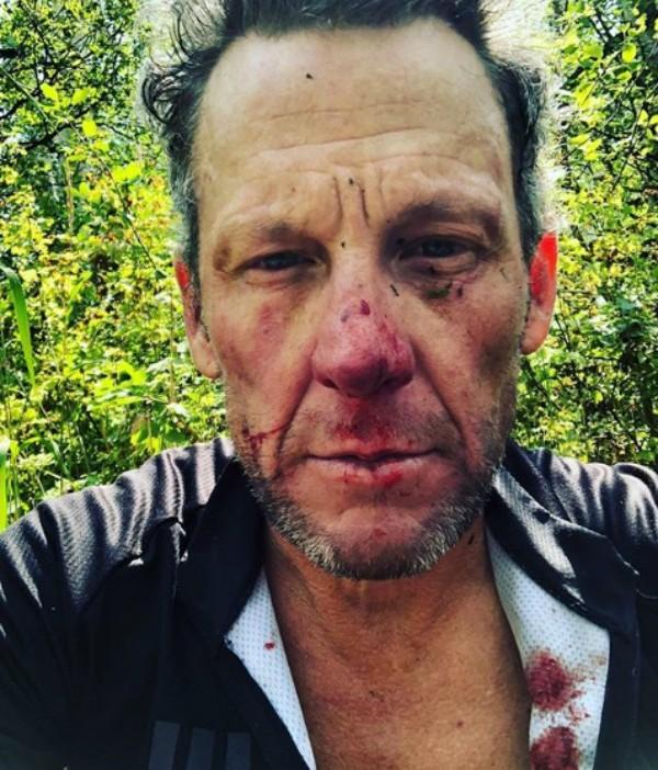 Lance Armstrong (Foto: Reprodução Instagram)