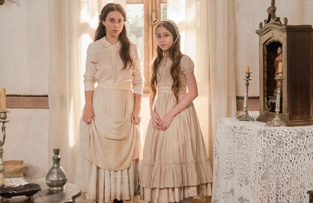 Daphne Bozaski assume o papel de Dolores no lugar de Júlia Freitas. A moça ficará noiva de Tonico e terá um grande ressentimento da irmã, Pilar (Foto: TV Globo)