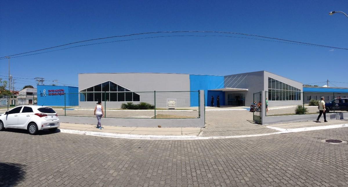 Centro de Reabilitação de Cabo Frio, RJ, construído há 4 anos e nunca utilizado, é reinaugurado