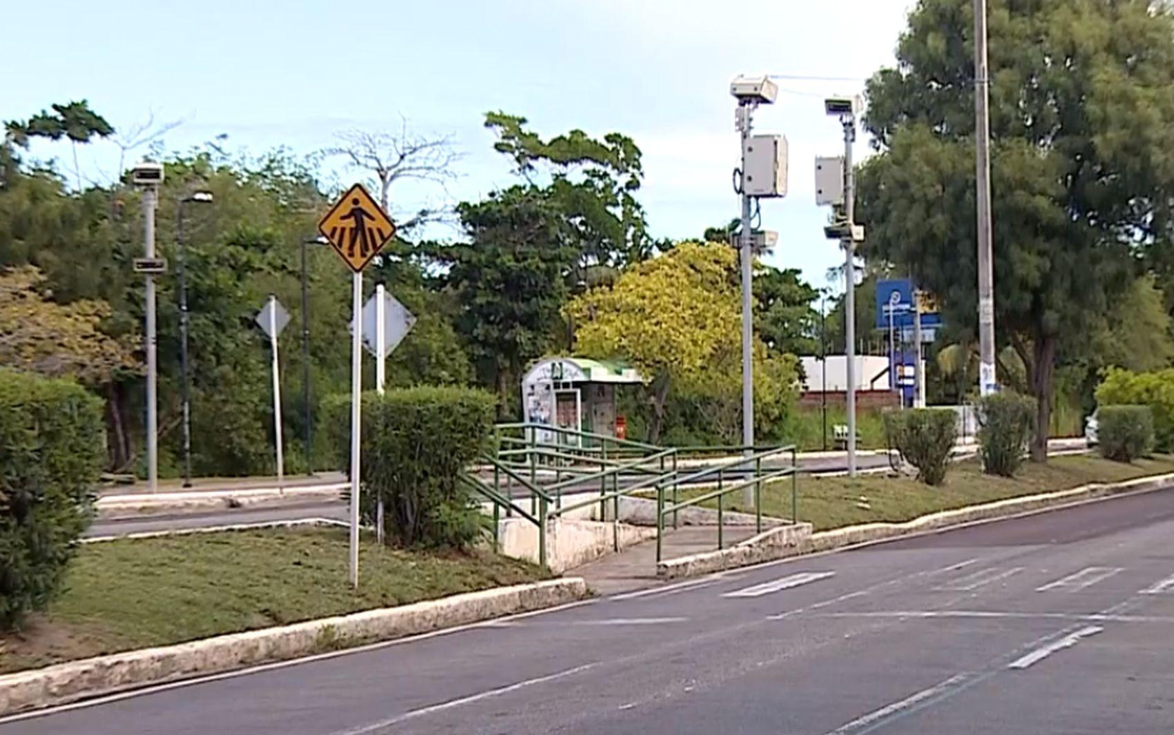 Após denúncias sobre multas de radares na Avenida Beira Mar, ITPS orienta como motorista deve proceder - Notícias - Plantão Diário