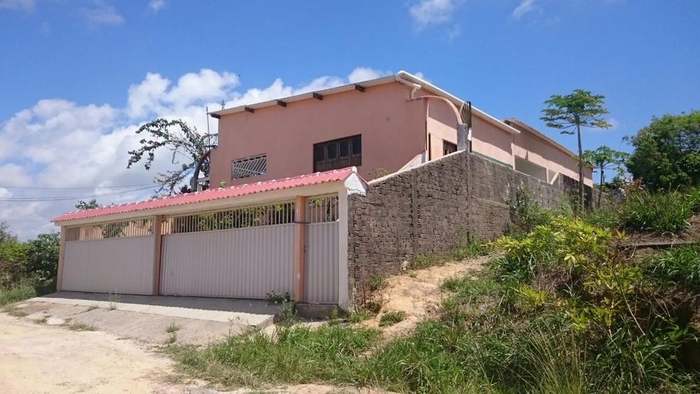Pousada da Hora fica em Enseada dos Corais, no Cabo (Foto: Bruno Fontes/TV Globo)