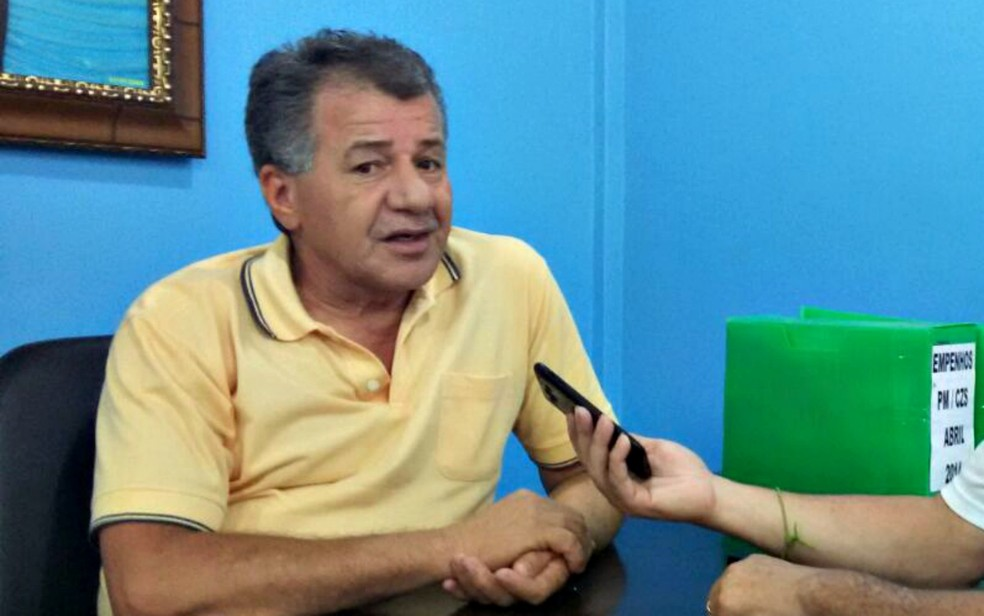 Vagner Sales deve devolver R$ 200 mil aos cofres públicos, determina Justiça — Foto: Neto Vitalino/Arquivo pessoal