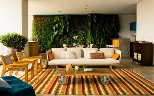 Conheça os benefícios de ter um jardim vertical dentro de ...