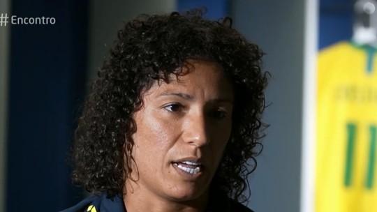 Conheça a história de Cristiane, autora dos 3 gols na estreia do Brasil na Copa Feminina 2019