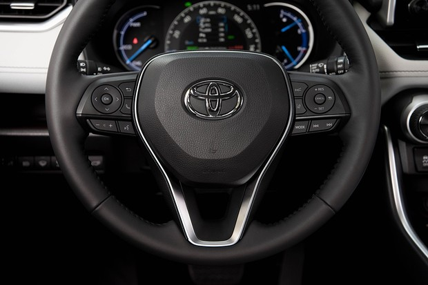 Novo Toyota RAV4 Hybrid (Foto: Divulgação)