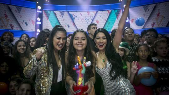 Eduarda Brasil é a grande campeã do 'The Voice Kids'!