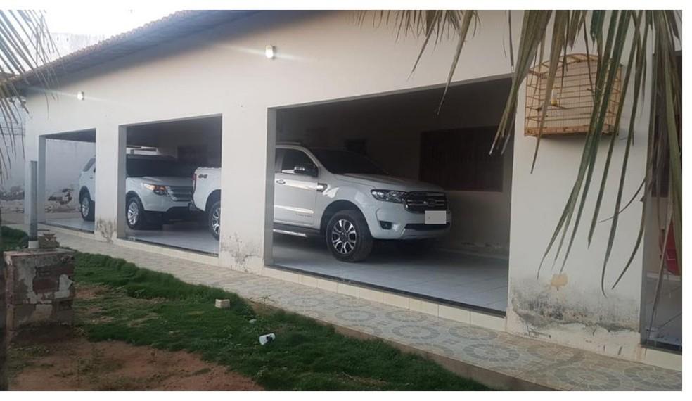 Ao todo, 17 sequestros de veículos também devem ser feitos durante a operação desta terça-feira (22) — Foto: Polícia Civil/Divulgação